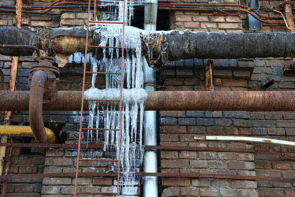 frozen pipes baltimore md