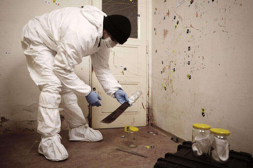 Crime Scene Cleanup Services Baltimore
